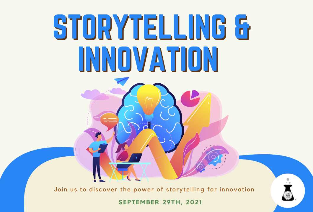 IMG Story Telling and Innovation